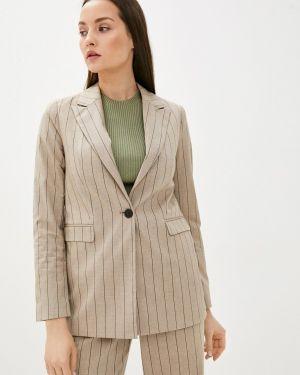 Бежевый пиджак Zarina