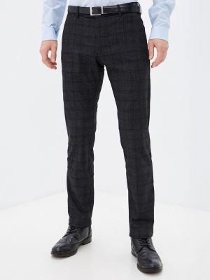 Зауженные брюки - серые Galvanni