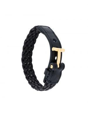Czarna złota bransoletka Tom Ford