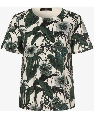 Zielony t-shirt Weekend Max Mara