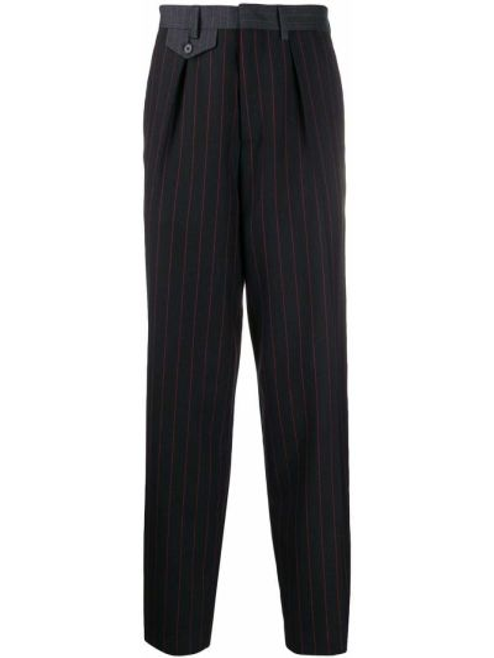 Spodnie o prostym kroju z kieszeniami wełniane Mcq Alexander Mcqueen
