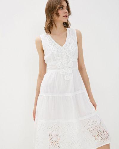 Хлопковое платье - белое Fresh Cotton
