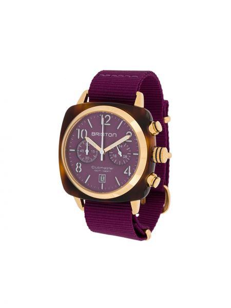 Zegarek sportowy - fioletowy Briston Watches