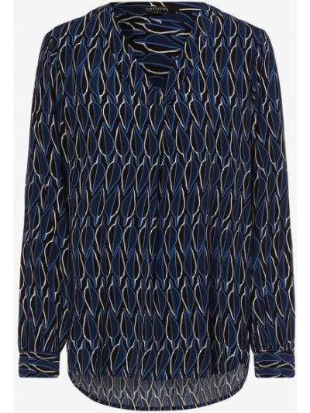 Niebieska bluzka Comma