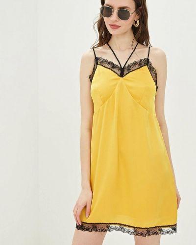 Платье платье-комбинация весеннее Glamorous