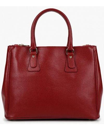 Кожаная сумка итальянский весенний Lamania