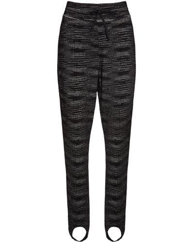 Спортивные брюки со стрелками со штрипками M Missoni