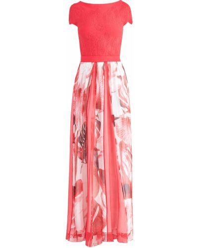 Платье мини с цветочным принтом макси D.exterior