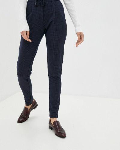 Синие классические брюки Ichi