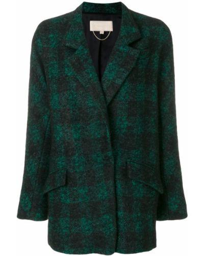 Пальто в клетку из альпаки Vanessa Bruno