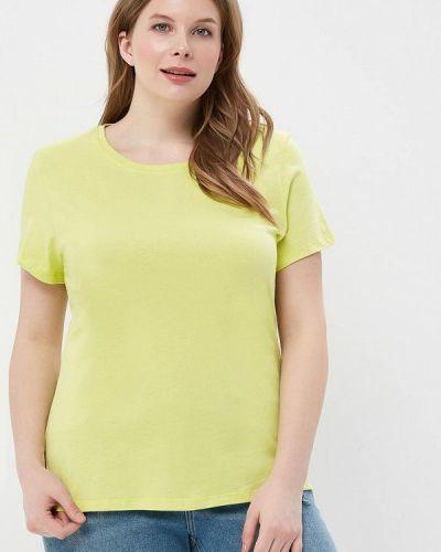 Желтая футболка Modis