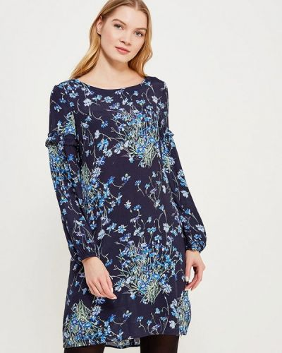 Платье с длинными рукавами весеннее Zarina