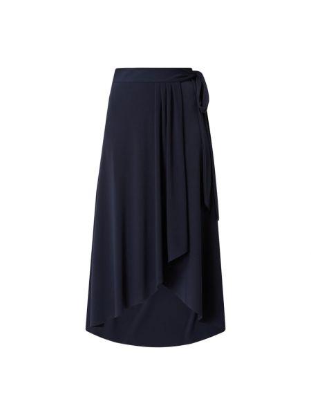 Spódnica rozkloszowana - niebieska Ilse Jacobsen