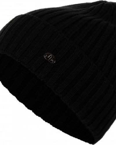 Шерстяная шапка бини - черная Granadilla