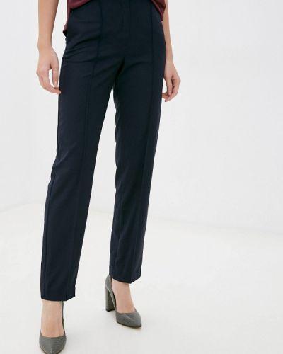 Синие прямые брюки Marks & Spencer