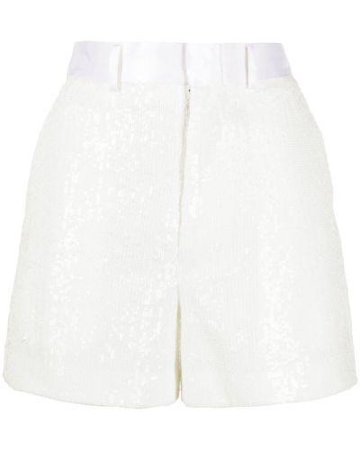 Нейлоновые белые шорты с карманами Junya Watanabe