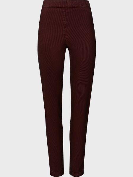 Хлопковые брюки - красные D.exterior