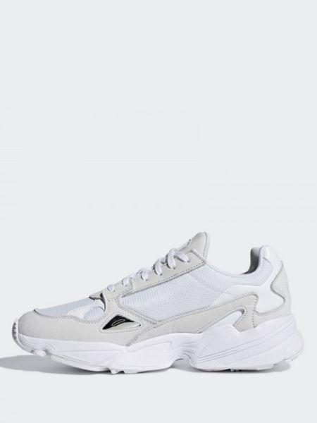 Городские замшевые кроссовки сетчатые Adidas