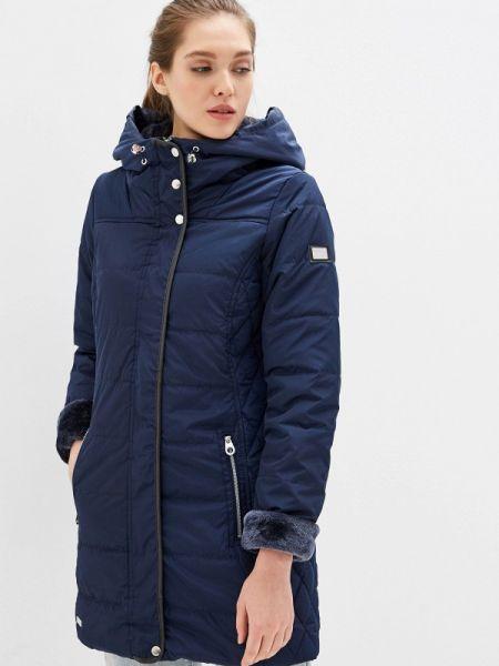 Утепленная куртка осенняя синий Regatta
