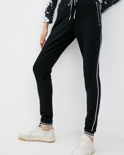 Черные спортивные брюки Luhta