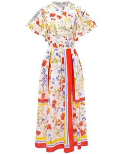 Хлопковое платье Sara Roka