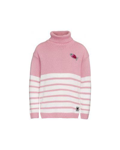 Свитер розовый Button Blue
