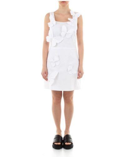 Biała sukienka Vivetta