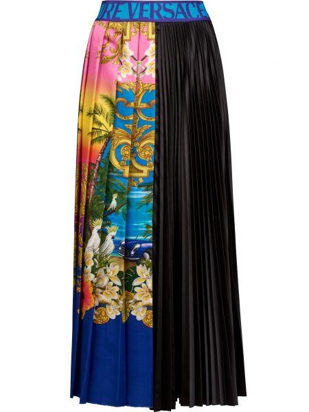 Юбка из полиэстера Versace Jeans Couture