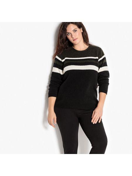Пуловер в полоску большой Castaluna