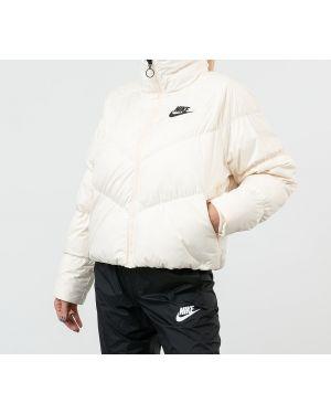 Спортивная куртка черная синий Nike