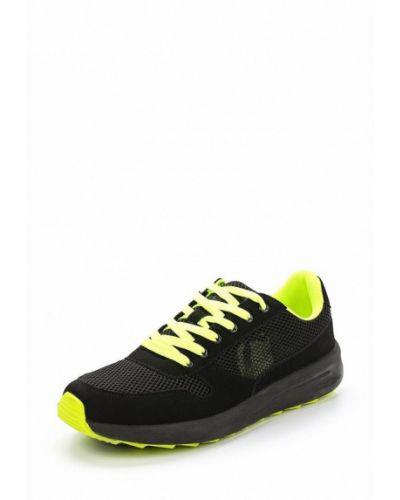 Черные кроссовки Tesoro