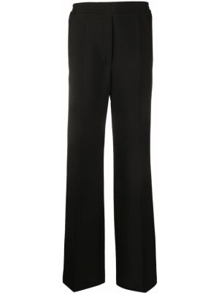 Прямые черные брюки с карманами Acne Studios