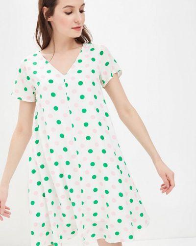 Белое платье весеннее Compania Fantastica