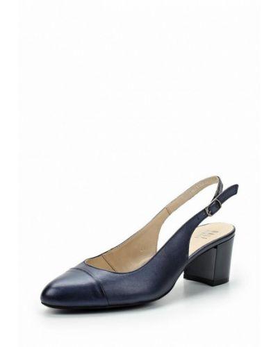 Туфли кожаные на каблуке Ralf Ringer