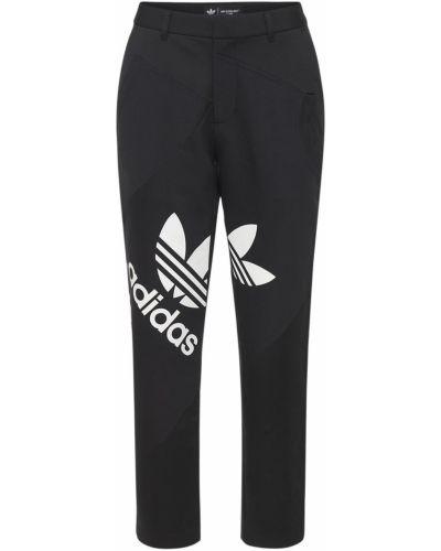 Czarny garnitur bawełniany Adidas Originals