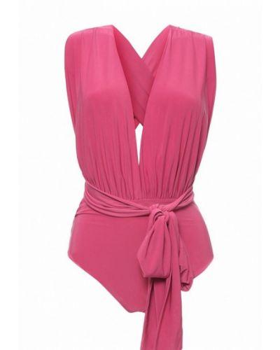 Розовый купальник Goddiva