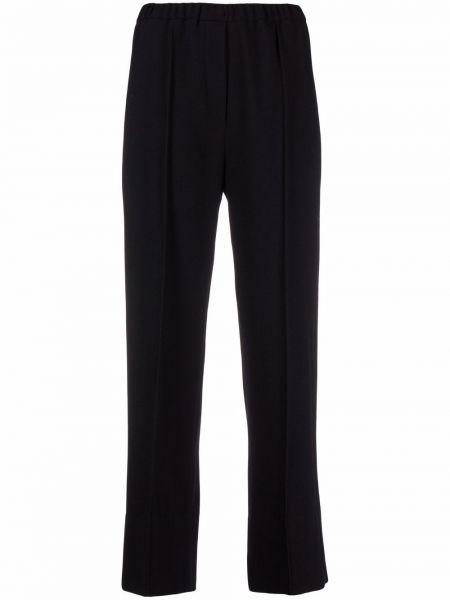 Черные брюки на шпильке Antonelli