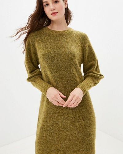 Платье хаки Selected Femme