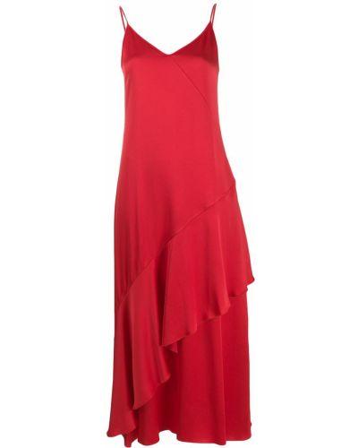 Платье на бретелях Mulberry