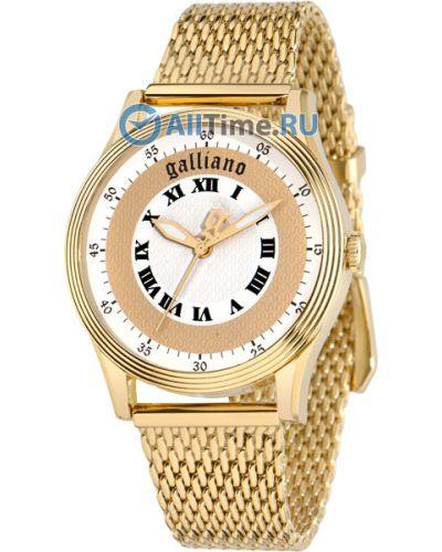 Кварцевые часы водонепроницаемые Galliano