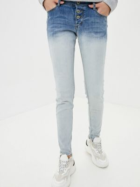 Городские джинсы-скинни с пайетками Urban Surface