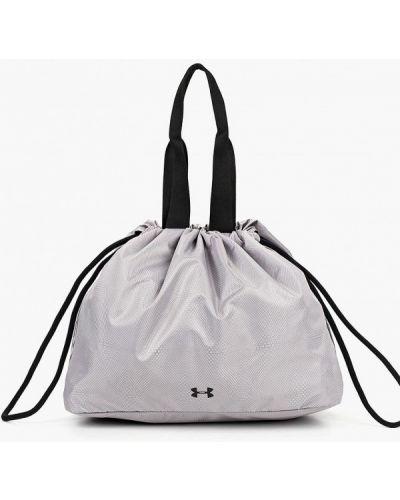 Серая спортивная сумка Under Armour