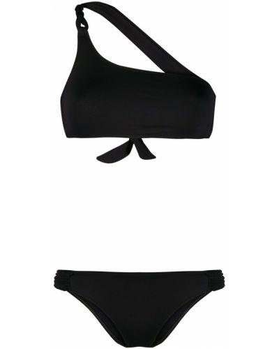 С заниженной талией пляжные черные бикини эластичные Tara Matthews