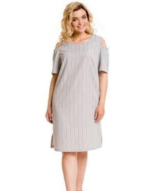 Платье платье-сарафан с рукавом колокол Novita
