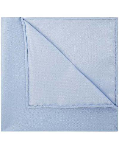 Niebieska poszetka Blick