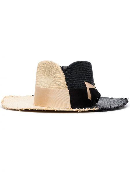 Соломенная шляпа с бахромой Nick Fouquet
