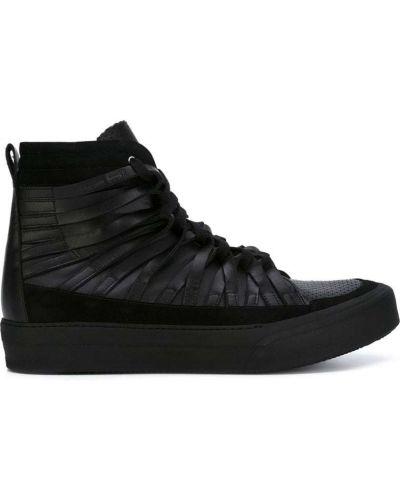 Черные кроссовки Damir Doma