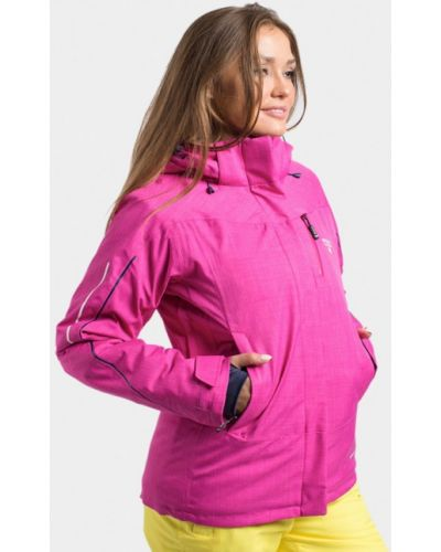 Розовая куртка горнолыжная Avecs