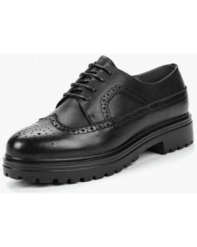 Кожаные ботинки осенние Zenden Collection