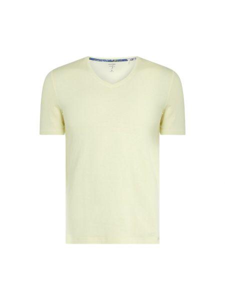Koszula światło z dekoltem w szpic Olymp Level Five